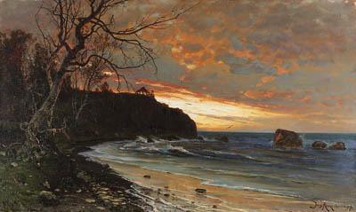 Iulii Iul'evich Klever (1850-1