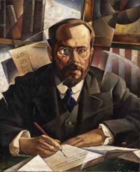 Iurii Pavlovich Annenkov (1889-1974)