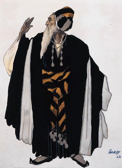 Leon Samoilovich [Rozenberg] Bakst (1866-1924)