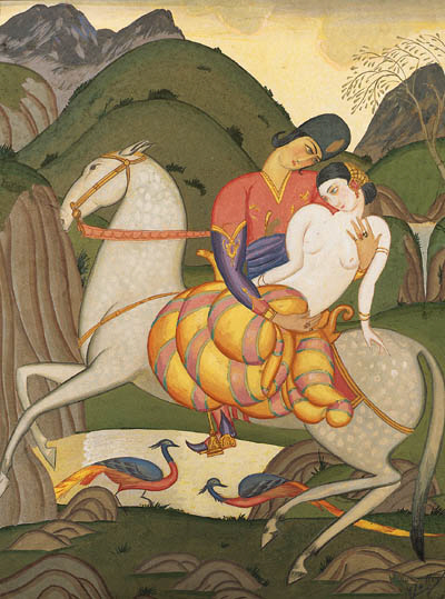 Mikhail Pelopidovich Latri [Lattry] (1875-1942)