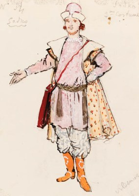 Aleksandr Nikolaevich Benua [B