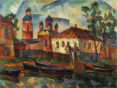 Aristarkh Vasil'evich Lentulov (1882-1943)