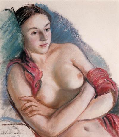Zinaida Evgen'evna Serebriakova (1884-1967)
