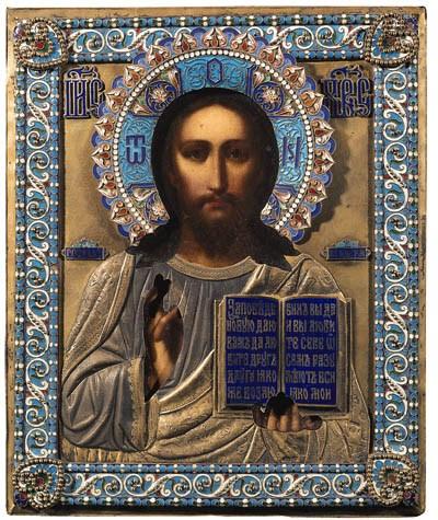 Saint Aleksei the Man of God
