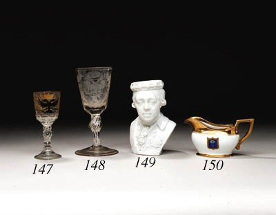A glass Goblet