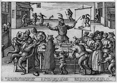 Peter van der Borcht (1545-160