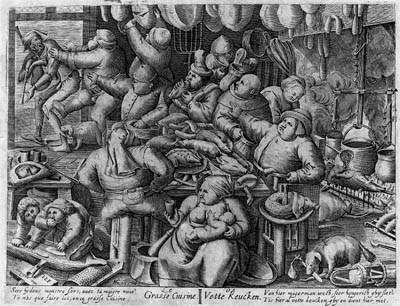 After Pieter Brueghel the Youn