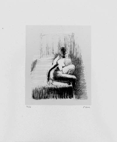 Henry Moore, O.M., C.H. (1809-