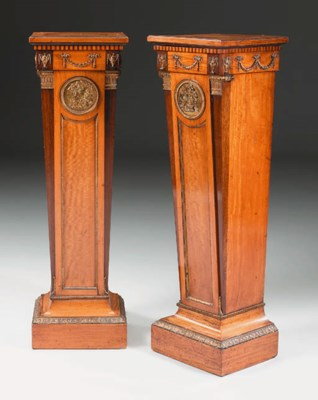 A PAIR OF MID-VICTORIAN ORMOLU