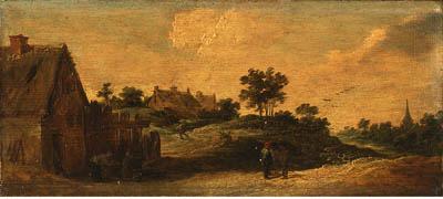 David Teniers II (Antwerp 1610-1690 Brussels)