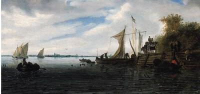 Salomon van Ruysdael (Naarden