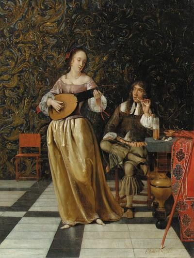Eglon Hendrick van der Neer (A