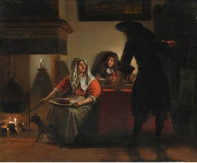 Pieter de Hooch (Rotterdam 162