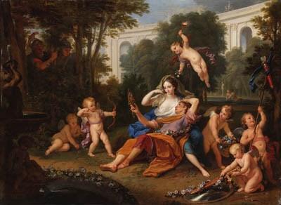 Louis de Boulogne (Paris 1654-