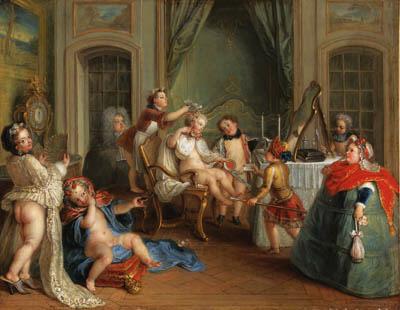 Charles Coypel (Paris 1694-175
