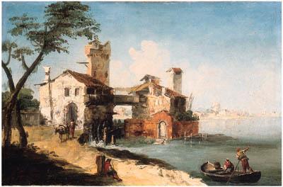 Michele Marieschi (Venice 1710