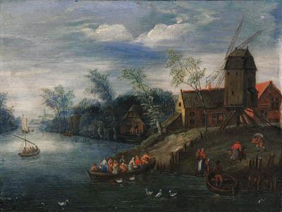 Follower of Jan Brueghel I