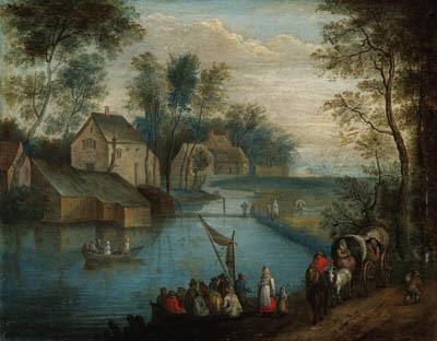 Theobald Michau (Tournai 1676-