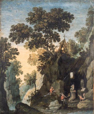Martin Ryckaert (Antwerp 1587-1631)