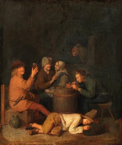 Pieter Haarmensz. Verelst (Dor