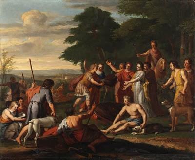 Gerard Hoet (Bommel 1648-1733