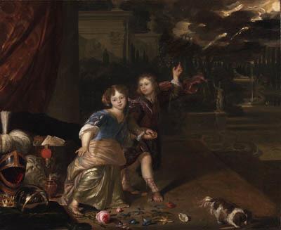 Carel de Moor (Leiden 1656-173