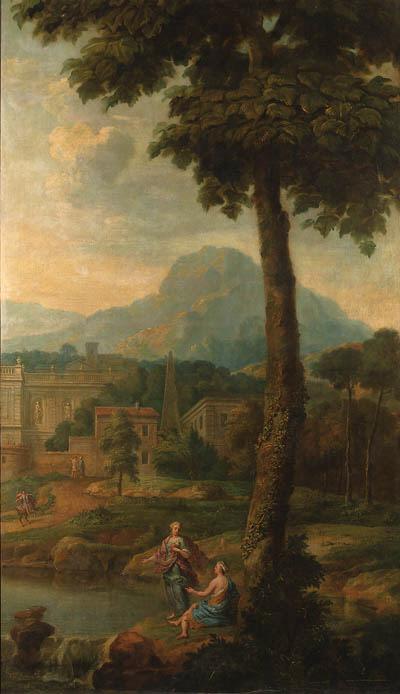 Isaac de Moucheron (Amsterdam 1667-1744)