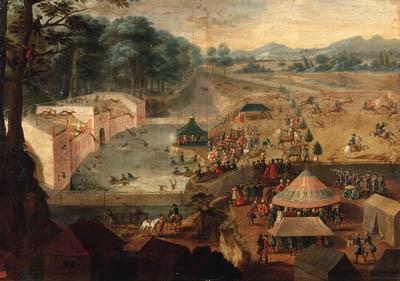 German School, circa 1720