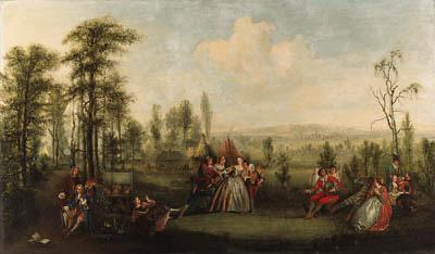 Follower of Jean-Antoine Watteau