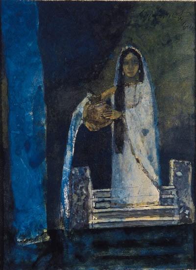 Ganesh Pyne (b. 1937)