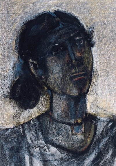 K. Laxma Goud (b. 1940)