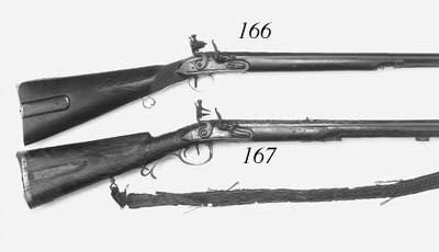 A 25-Bore German Flintlock Spo