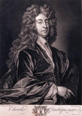 After Sir Godfrey Kneller