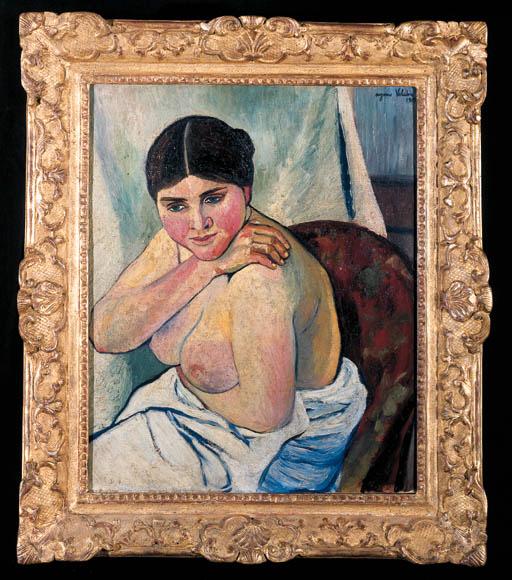 Suzanne Valadon (1865-1938)
