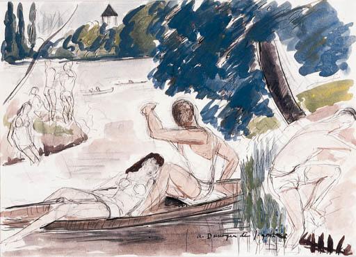 Andr Dunoyer de Segonzac (1884