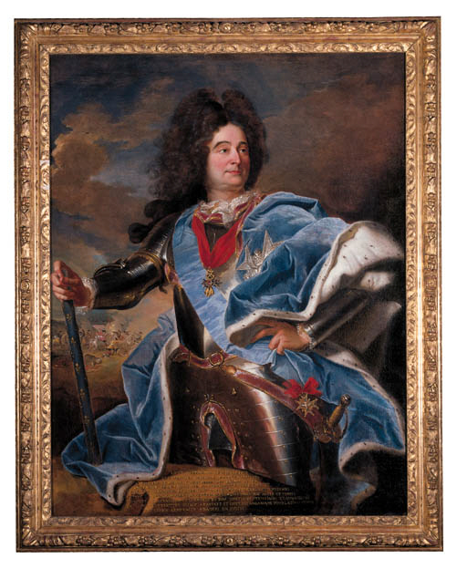 After Hyacinth Rigaud