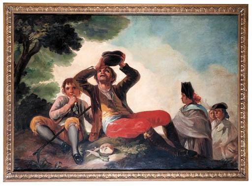 After Francisco de Goya y Luci
