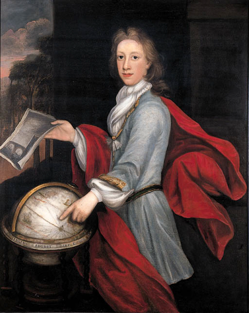 English School, circa 1720