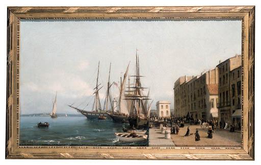 CHARLES LABOR (1813 - 1900)
