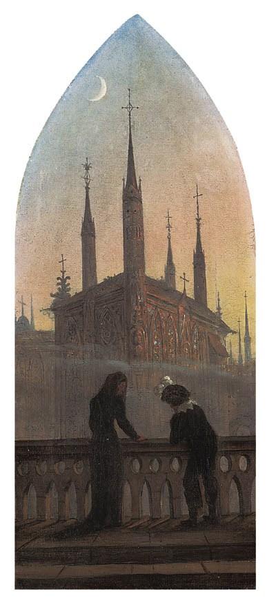 Carl Gustav Carus (1789-1869)