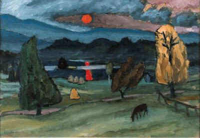 Gabriele Mnter (1877-1962)