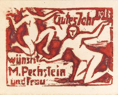 Hermann Max Pechstein (1881-19