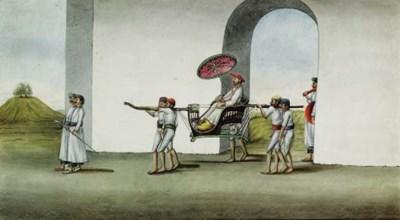 Lucknow School, circa 1830