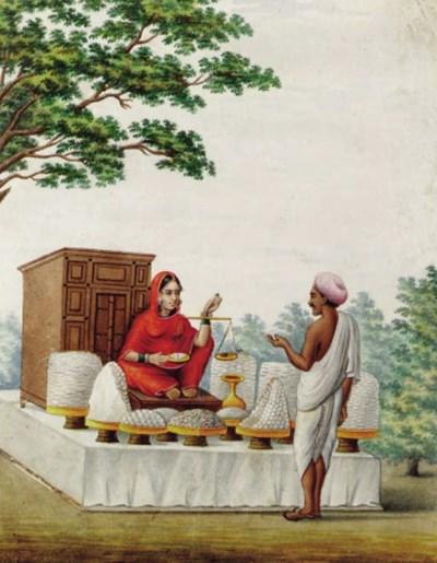 Patna School, circa 1867