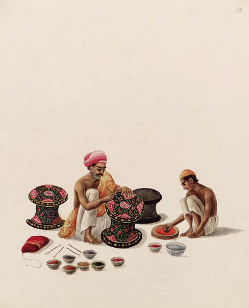 Patna School, circa 1822