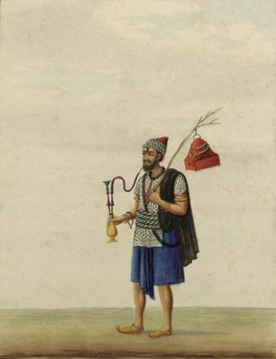 Lucknow School, circa 1820