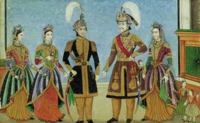 Nepalese School, circa 1850