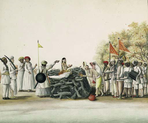 Lucknow School, circa 1800