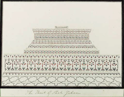 Agra School, circa 1815