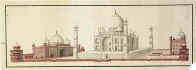 Agra School, circa 1830